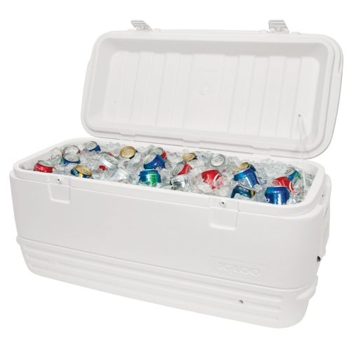 Igloo Cool Box Large Polar 120 Coolbox Camping Ice Chest 113 Litre